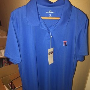 Other - LA Tech Polo shirt and cap! Brand new with tags